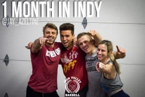 1 Month In Indy – Jay Azeltine