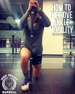 How To Improve Ankle Mobility – Samantha Keener