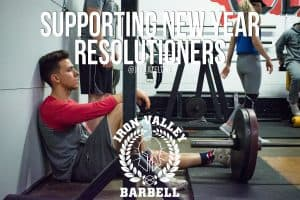 Supporting New Year Resolutioners – Jay Azeltine