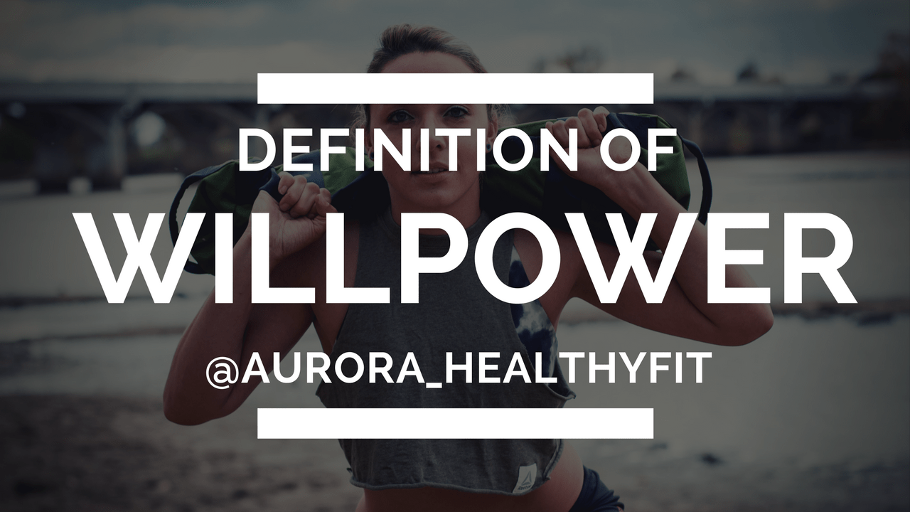 Willpower – Aurora Arlt