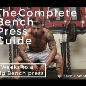 HARD COPY – The Complete Bench Press Guide