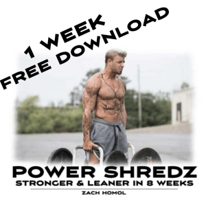 1 Week FREE POWERSHREDZ