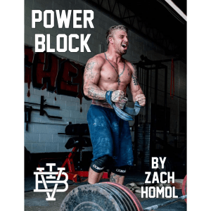 Power Block Ebook