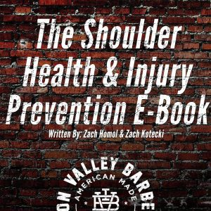 The Shoulder Health & Injury Prevention E-Book