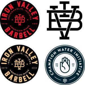 IVB Sticker/Magnent Pack