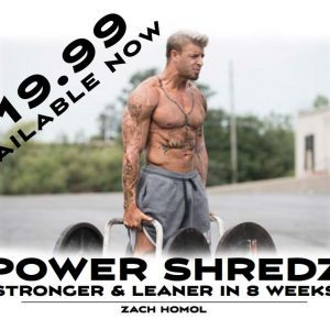 POWER SHREDZ E-BOOK