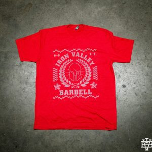 IVB Christmas Shirt (Red)