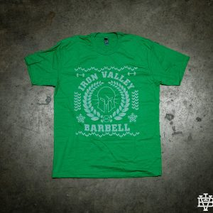 IVB Christmas Shirt (Green)