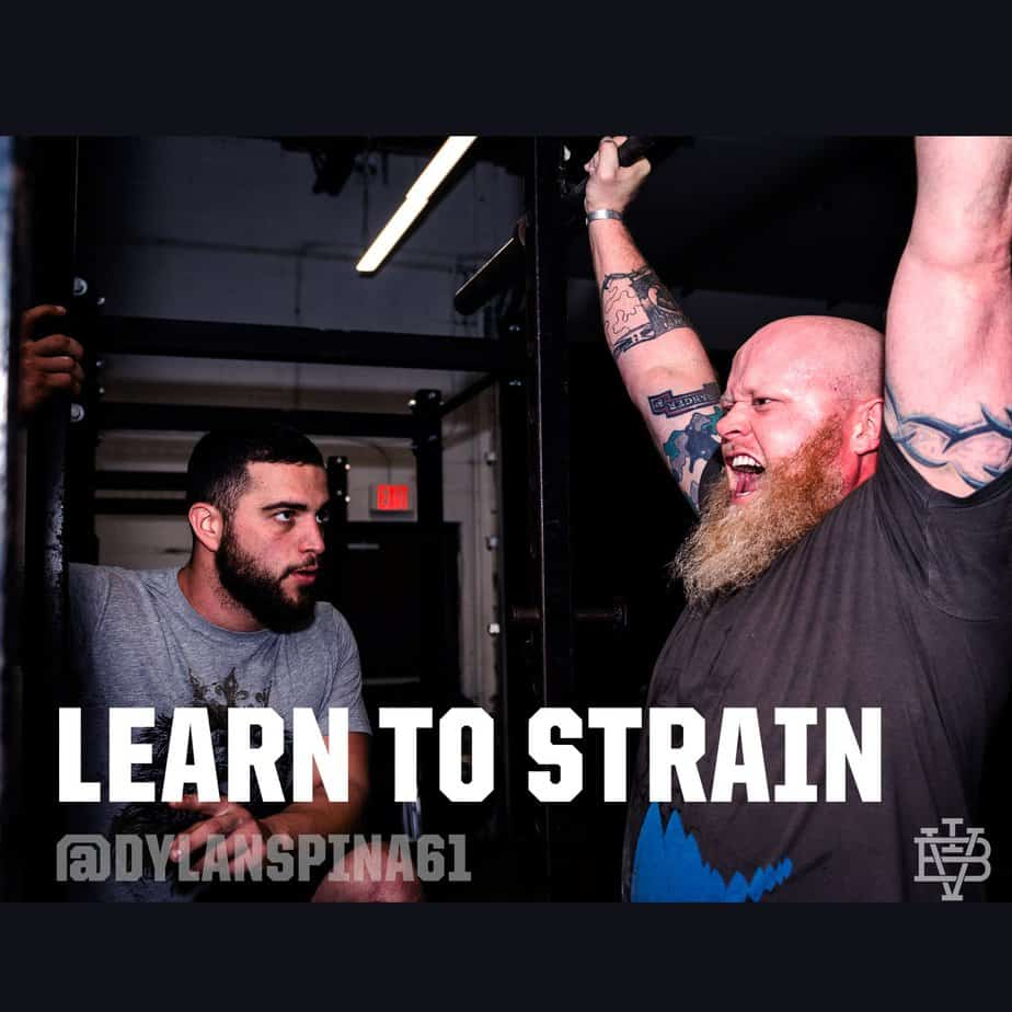 Learn To Strain