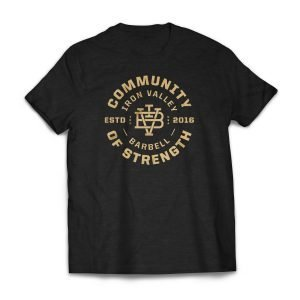 Community Of Strength Tee