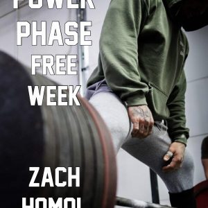 Power Phase 1 Week Free