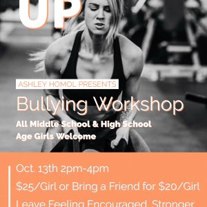 ARMOR UP – Bullying Workshop