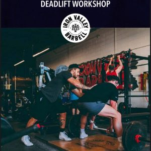 Zach Homol's Deadlift Workshop