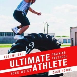 The Ultimate Athlete Training Protocol Vol. 1